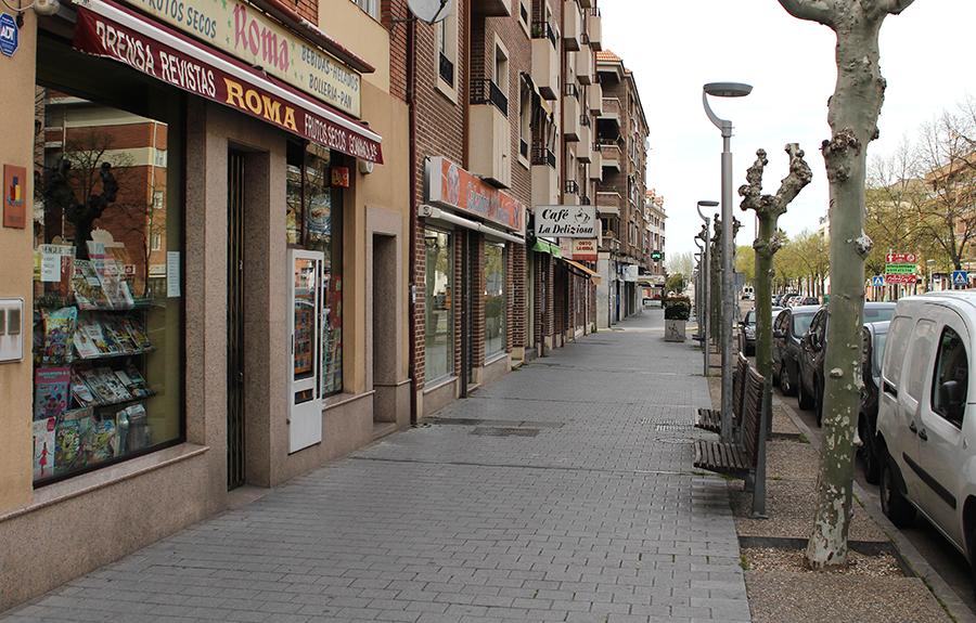AICOSLA pide al Ayuntamiento exenciones fiscales y apoyo para fomentar el comercio local